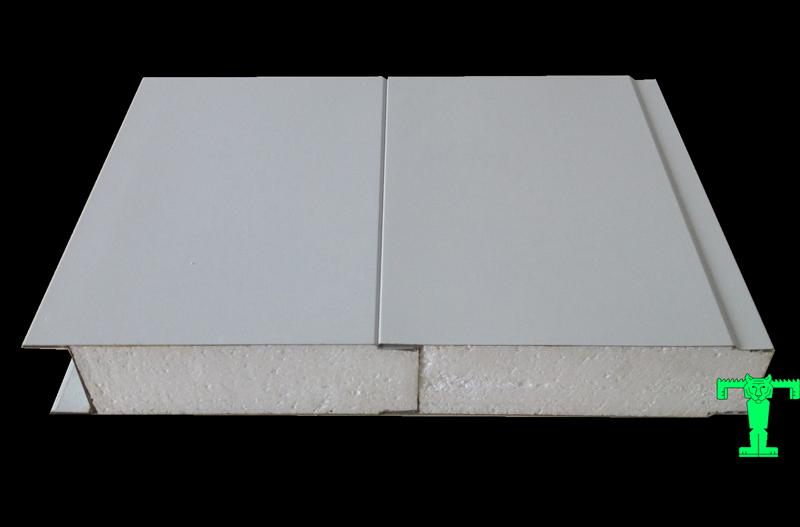 Cách lắp ghép tấm Panel EPS, Panel Cách Nhiệt, Sanwich Panel, Tấm Cách Nhiệt Panel