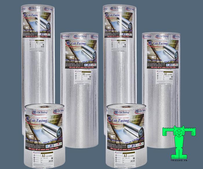 Tấm cách nhiệt Cát Tường có nhiều loại khác nhau giúp bạn lựa chọn dễ dàng phù hợp với công trình