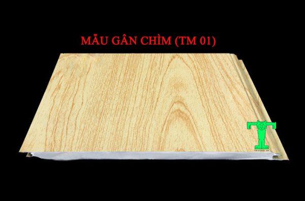 Trần Tôn Xốp, Trần Chống Nóng, Trần Tôn 3 Lớp, Trần Panel