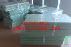 Catalogue Tấm Cách Nhiệt XPS FOAM