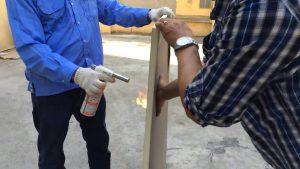 Tấm gạch mát cách nhiệt chống nóng