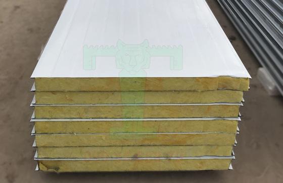 Panel Glasswool cách nhiệt chống cháy