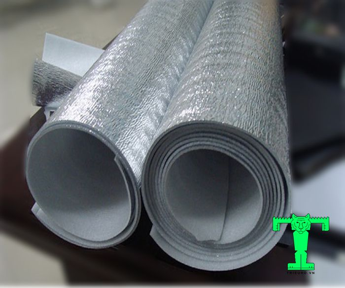 Mút xốp PE OPP được tạo thành bởi 1 hay nhiều lớp mút xốp PE Foam. Và được dán màng OPP đã qua xử lý chống oxy hoá.