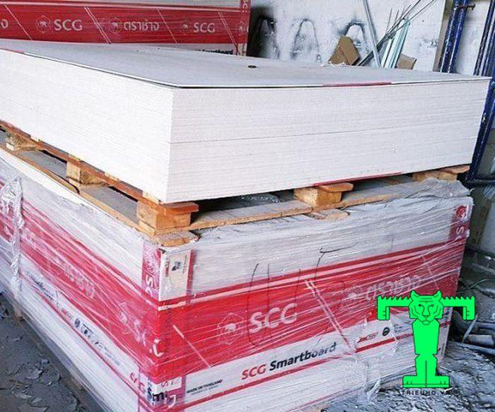 Tấm trần Cemboard tại Đà Nẵng chất lượng, uy tín tại Triệu Hổ luôn được khách hàng ưu tiên lựa chọn