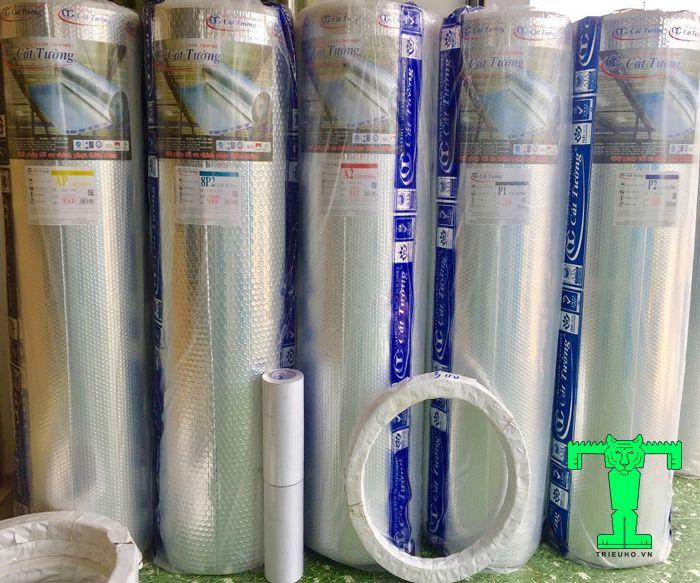 Tấm túi khí Cát Tường phổ biến hiện nay