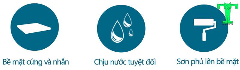 Đặc tính Picomat, Tấm Picomat, Tấm Nhựa PVC, Gỗ Nhựa, Ván Nhựa PVC