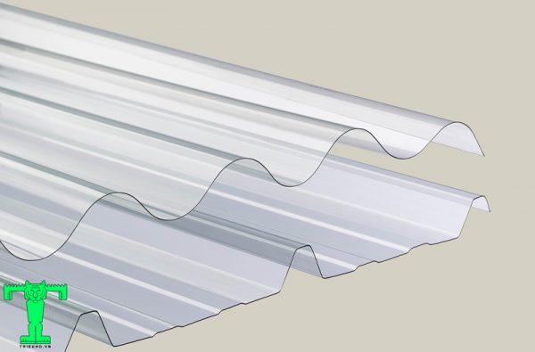 Tôn Lấy Sáng Composite, Tấm Lợp Lấy Sáng, Tôn Nhựa Dạng Sóng