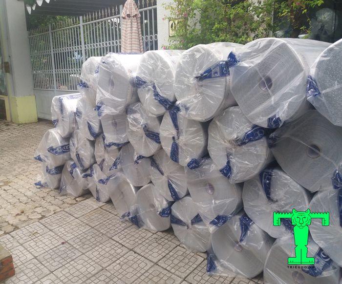 Tấm túi khí Cát Tường có chỉ số phản xạ nhiệt ấn tượng lên tới 97%